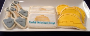 Florida Tech Groundbreaking Cookies